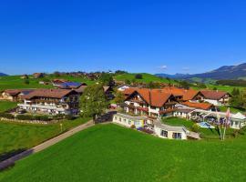 Wohlfühlhotel Berwanger Hof, Obermaiselstein