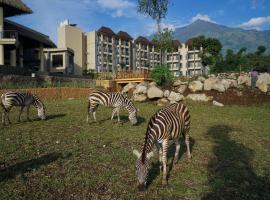 Baobab Safari Resort, Prigen