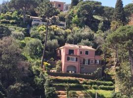 Villino Rosella, Portofino