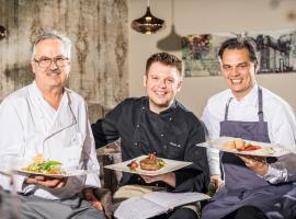 Sieghard - Das kleine Hotel mit der grossen Küche, Hippach