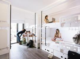 Cocoon City Hostel