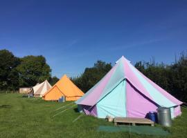 Botany Camping, Уорминстер (рядом с городом Horningsham)