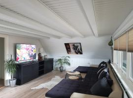Surfers lounge, Hvide Sande