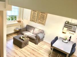 Hide-away studio in Huizen
