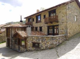 Casa Rural la Catedral de la Montaña, Lois (Salamón yakınında)