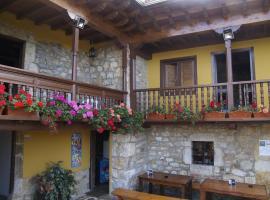 Hostal Santa Marina, Buelna
