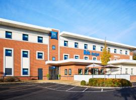 ibis budget Leicester, Leicester