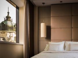 ベオグラード アート ホテル