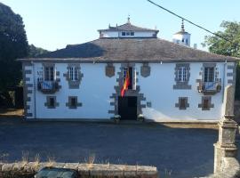 Pazo Vilabade, Vilabade (Cerca de Baleira)