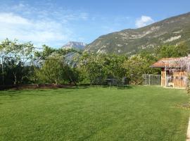 Casa Sommadossi, Vezzano