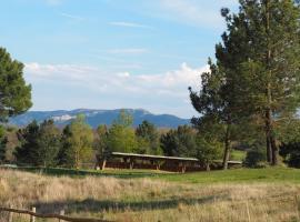 Casa Campo de Golf, Sojuela (Hornos de Moncalvillo yakınında)