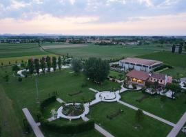 Agriturismo Fondo San Benedetto, Correzzola (Near Pontelongo)