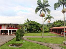 Hotel Hacienda El Caney, Santagueda