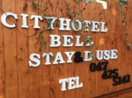 City Hotel Bell, Funabashi (Kamagaya yakınında)