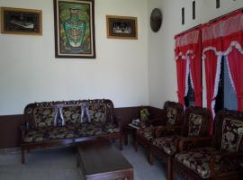 Tetta Homestay, Tanjungbinga