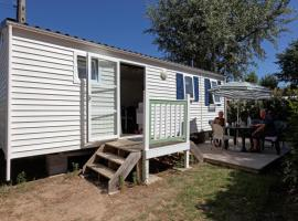 Camping Domaine Villa Campista, Сент-Илер-де-Рье (рядом с городом Soullans)