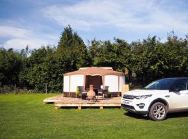 Old Dairy Farm Glamping, Emsworth