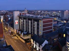 Best Western Plus Nottingham City Centre