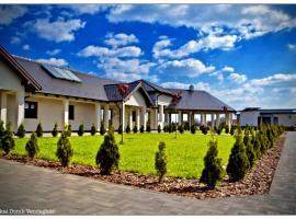 Bocskai Domb Vendégház, Nagykálló