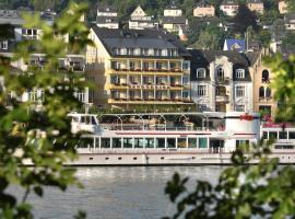 Baudobriga Rheinhotel, Boppard