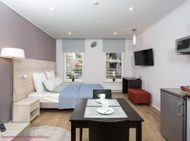 City|ApartmentPetrogradskaya
