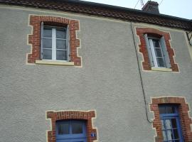 Cottage Tranquille, Dompierre-les-Églises (рядом с городом Saint-Priest-le-Betoux)