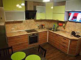 Апартаменты на Бутлерова 11 к 4