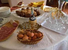 Casale Fusco, Spoleto