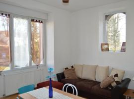 Appartement logis balnéen, Bains-les-Bains