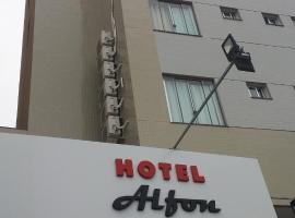Alfon Hotel, Itabira
