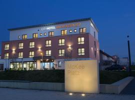 CityHotel am McKeePlatz, Crailsheim