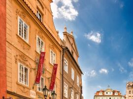 Hotel Residence Bijou de Prague