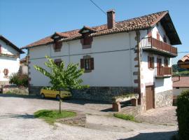 Matxingonea, Zozaia (Almándoz yakınında)