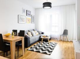 Apartament Solna 11C Kołobrzeg