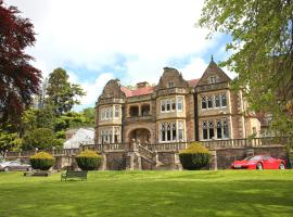 Inglewood House and Spa, Alloa