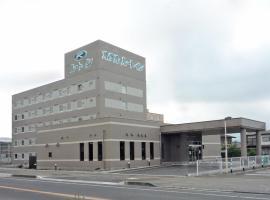 Hotel Route-Inn Nishinasuno-2, Nasushiobara (Kami-ōnuki yakınında)