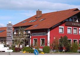 Hotel Sonnenhof, Thannhausen (Ziemetshausen yakınında)