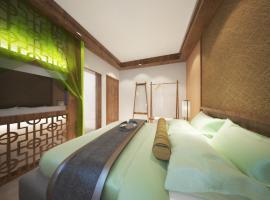 Yoso Villa Hotel, Chishui (Fubaochang yakınında)