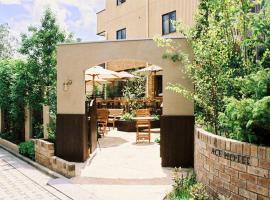 庭の桐生エースホテル