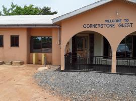 Cornerstone Guest House, Golokuati (рядом с городом Wusuta Dzigbe)
