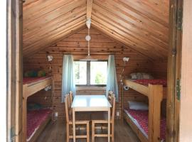 Svinö Camping Lodge, Lumparland