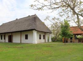 A cigándi bíró háza, Cigánd (рядом с городом Tiszakanyár)