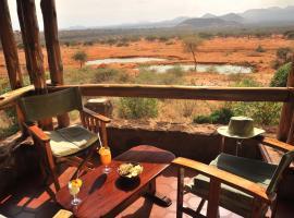 Kilaguni Serena Safari Lodge, Tsavo West National Park