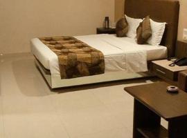 Hotel Novo Vraj, Джамнагар (рядом с городом Khambhāliya)