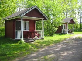 Kylpyläsaari Camping, Haapavesi (рядом с городом Nivala)