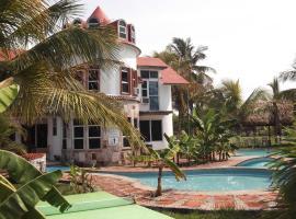 Hotel Casitas Del Tajin, Costa Esmeralda