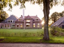 Landhuis Hotel Rikus, Eext
