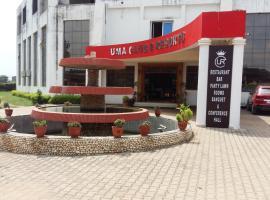 Uma Club & Resort, Satna (рядом с городом Maihar)