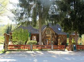 Vadszőlő Szálló és Étterem Bakonybél, Bakonybél (рядом с городом Bakonykoppány)