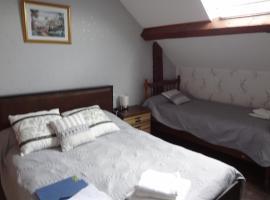 Chambres à La Ferme, Millau